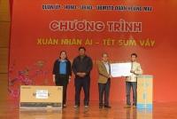 LĐLĐ quận Hoàng Mai: Tổ ấm của mọi người lao động