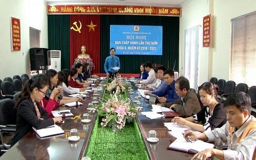 chap hanh nghiem dieu le cong doan viet nam