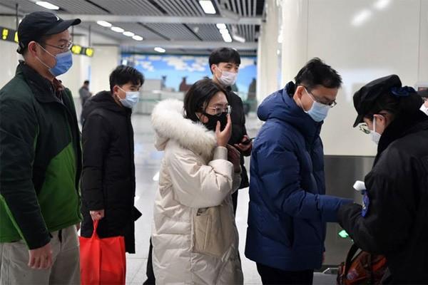 Theo dõi chặt chẽ lao động đi lại từ Trung Quốc, nhất là vùng có dịch virus corona