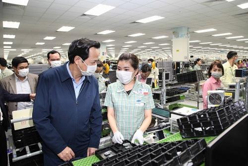 Chưa phát hiện lao động Việt Nam làm việc tại nước ngoài bị nhiễm, nghi nhiễm Covid-19