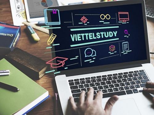 Nghỉ tránh dịch vẫn có thể học tại nhà miễn phí với ViettelStudy