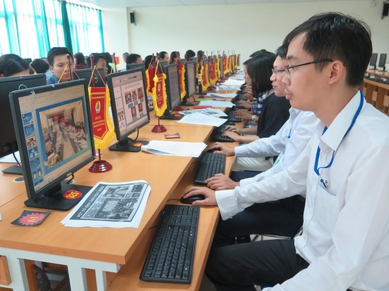 Đẩy mạnh ứng dụng công nghệ thông tin trong hoạt động công đoàn