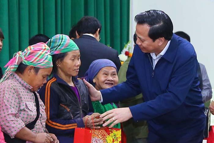 Trên 5.500 tỷ đồng chăm lo an sinh xã hội trong dịp Tết Tân Sửu