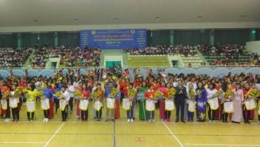 Sôi nổi ngày hội Văn hóa- Thể thao ngành Giáo dục và Đào tạo quận Hoàng Mai
