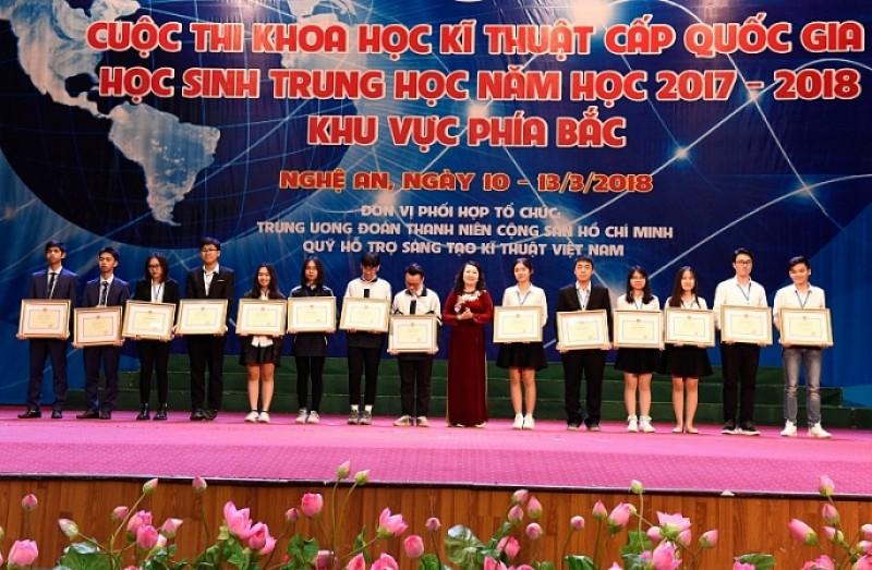 Hà Nội đạt giải Nhất toàn đoàn