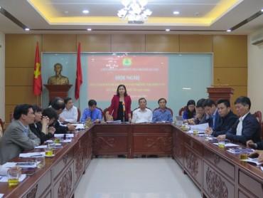 Thực hiện các bước quy trình nhân sự chuẩn bị cho Đại hội XVI Công đoàn Thành phố Hà Nội