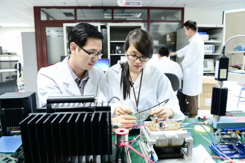 Viettel lọt top 3 môi trường làm việc tốt nhất Việt Nam