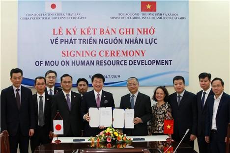 Thêm cơ hội cho lao động Việt Nam đến Nhật Bản