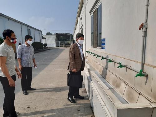 Công đoàn cơ sở ngành Dệt-May Hà Nội chủ động  phòng chống dịch Covid-19