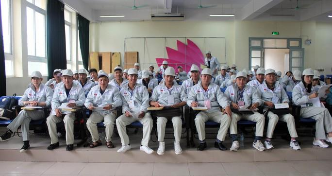 Cơ hội trở lại Hàn Quốc làm việc cho lao động EPS về nước đúng hạn