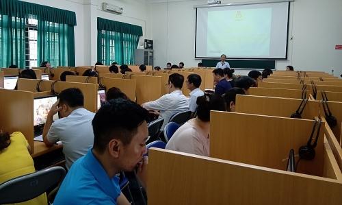 Gần 40 lớp tập huấn phần mềm quản lý đoàn viên cho cán bộ công đoàn