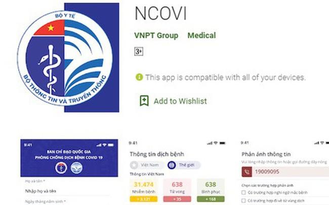 Vận động đoàn viên, công nhân viên chức lao động khai báo y tế toàn dân trên ứng dụng NCOVI