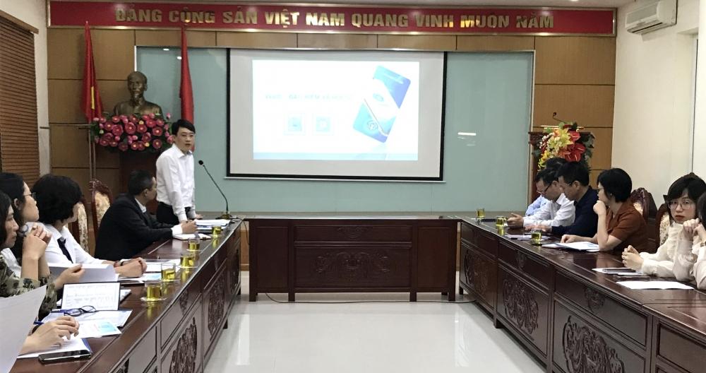 Hướng dẫn sử dụng ứng dụng VssID cho cán bộ, công chức Cơ quan Liên đoàn Lao động Thành phố
