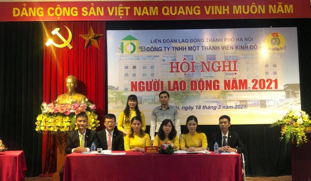 Tổ chức thành công Hội nghị Người lao động năm 2021