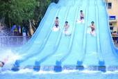 Nhiều hoạt động hấp dẫn tại Công viên Hồ Tây