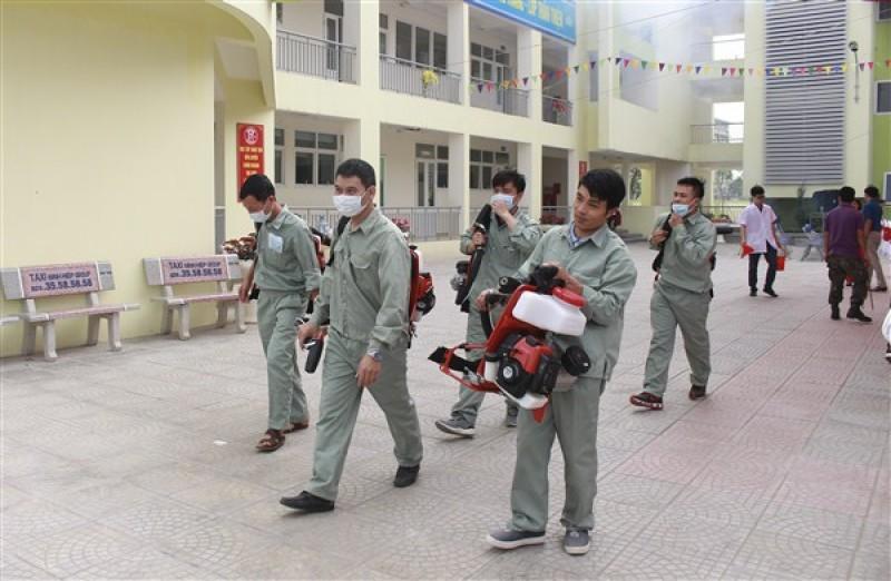Phát động chiến dịch vệ sinh môi trường, phòng chống dịch bệnh mùa hè năm 2018