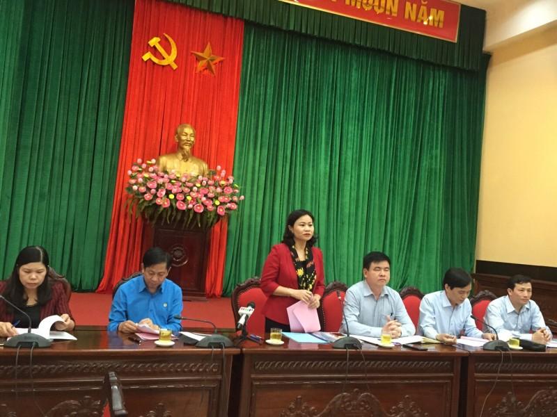 Đại hội  XVI Công đoàn Thành phố Hà Nội sẽ diễn ra từ ngày 23 đến 25/4/2018