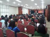 Hội nghị Ban chấp hành LĐLĐ quận Hoàng Mai khóa IV, kỳ họp lần thứ 2