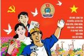Đẩy mạnh tuyên truyền cổ động trực quan chào mừng Đại hội XVI Công đoàn Thành phố