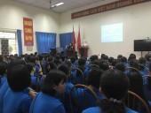 LĐLĐ huyện Gia Lâm tuyên truyền kiến thức pháp luật cho CNLĐ