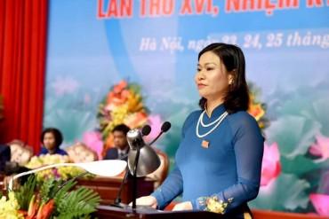 Đại hội Công đoàn Thành phố Hà Nội lần thứ XVI, nhiệm kỳ  2018-2023 thành công tốt đẹp