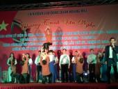 Sôi nổi liên hoan văn nghệ trong CNVCLĐ quận Hoàng Mai