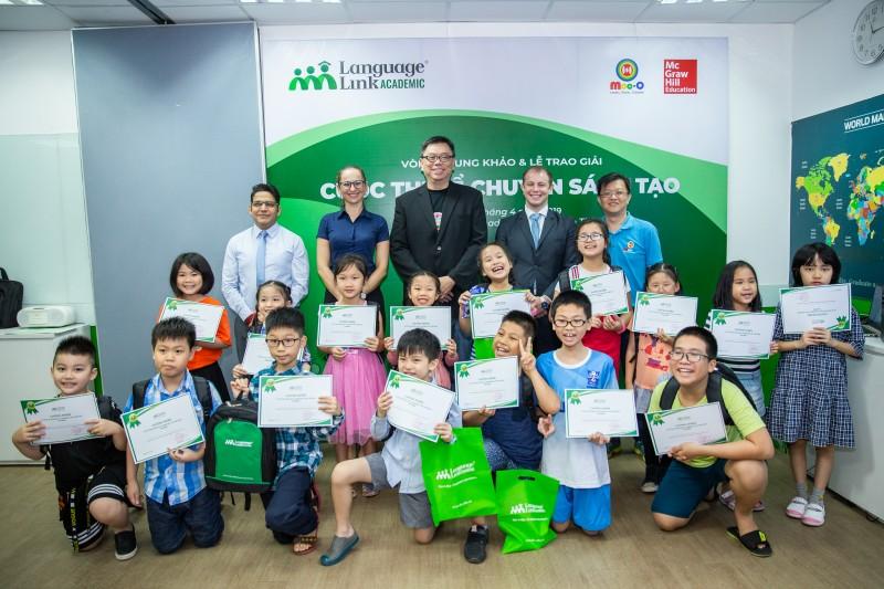 Tạo động lực thúc đẩy phát triển khả năng tiếng Anh cho trẻ