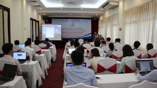 tap huan chuyen gia tham gia ky thi tay nghe the gioi nam 2019