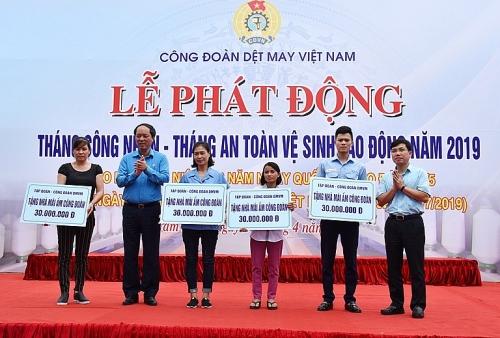 10 chi tieu thuc hien trong thang cong nhan nam 2019