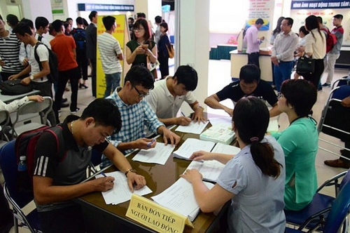 484.000 lao động được giải quyết việc làm trong 4 tháng đầu năm