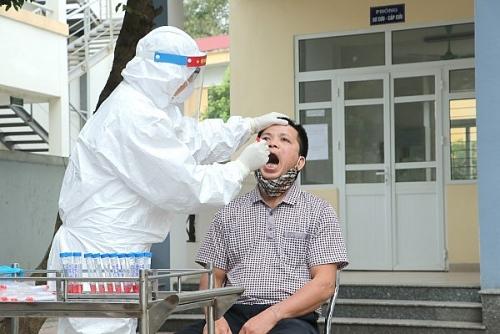 Gia Lâm đã hoàn thành lấy mẫu xét nghiệm những người liên quan đến Bệnh viện Bạch Mai