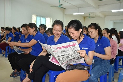 phat trien van hoa doc trong cong nhan vien chuc lao dong thu do