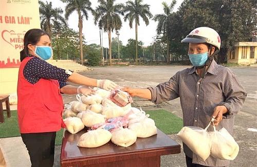 Hà Nội dự kiến chi trả gói hỗ trợ an sinh xã hội từ cuối tháng 4