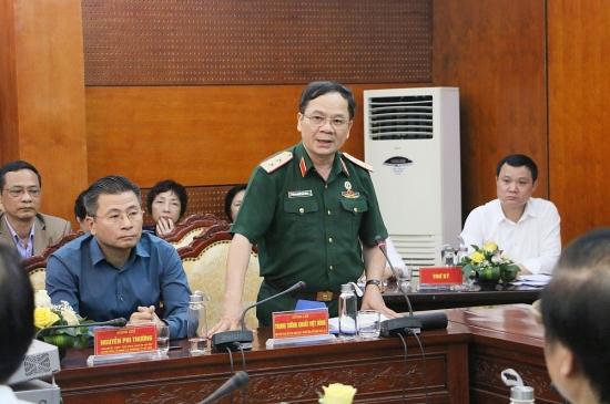 Chủ tịch Liên đoàn Lao động Thành phố Nguyễn Phi Thường được tín nhiệm cao của cử tri nơi cư trú