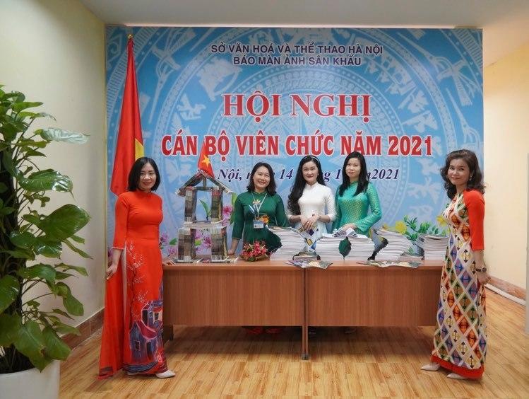 Công đoàn Sở Văn hóa và Thể thao Hà Nội: các nhiệm vụ trọng tâm quý 2 năm 2021