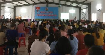 Tăng cường huấn luyện, tuyên truyền về an toàn vệ sinh lao động