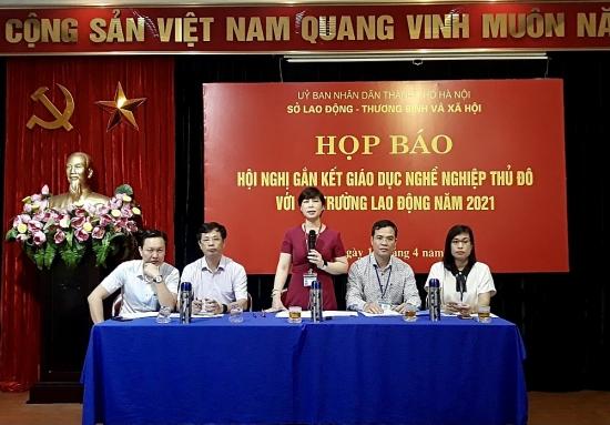 Hà Nội: Gắn kết giáo dục nghề nghiệp với thị trường lao động