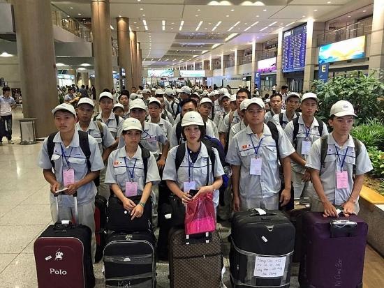 Thông báo xuất cảnh với người lao động đi làm việc tại Hàn Quốc