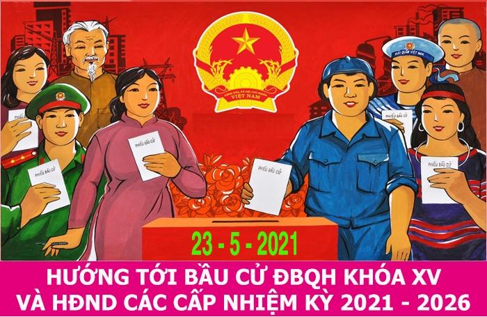 Tuyên truyền sâu rộng về bầu cử trong công nhân viên chức lao động quận Hoàng Mai
