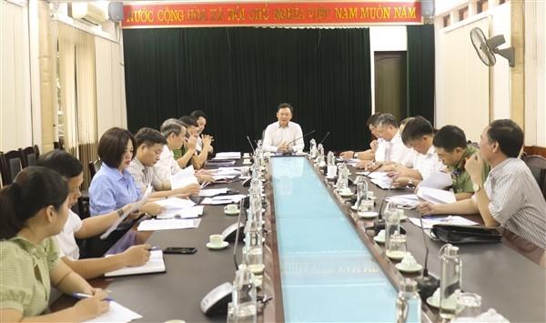 Hoàng Mai, Gia Lâm: Đã hoàn thành việc niêm yết danh sách cử tri