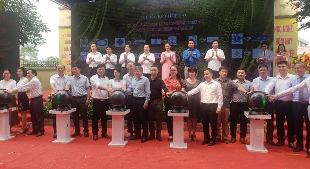 Hội nghị gắn kết giáo dục nghề nghiệp Thủ đô với thị trường lao động