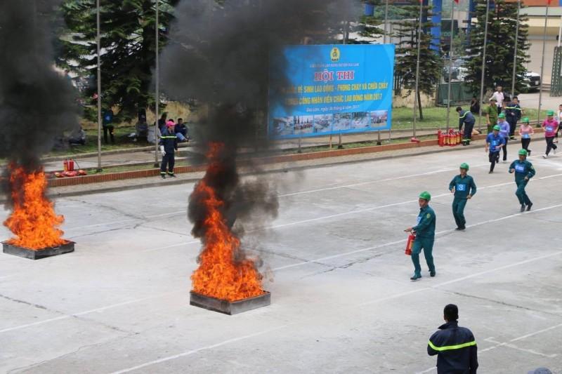Tạo môi trường làm việc an toàn, vệ sinh cho người lao động