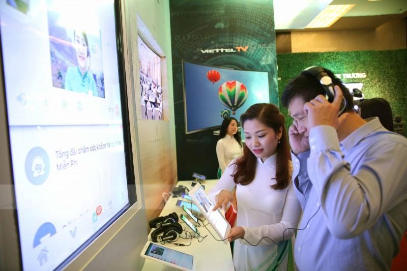 Viettel cung cấp nhiều kênh hỗ trợ khách hàng dùng 4G