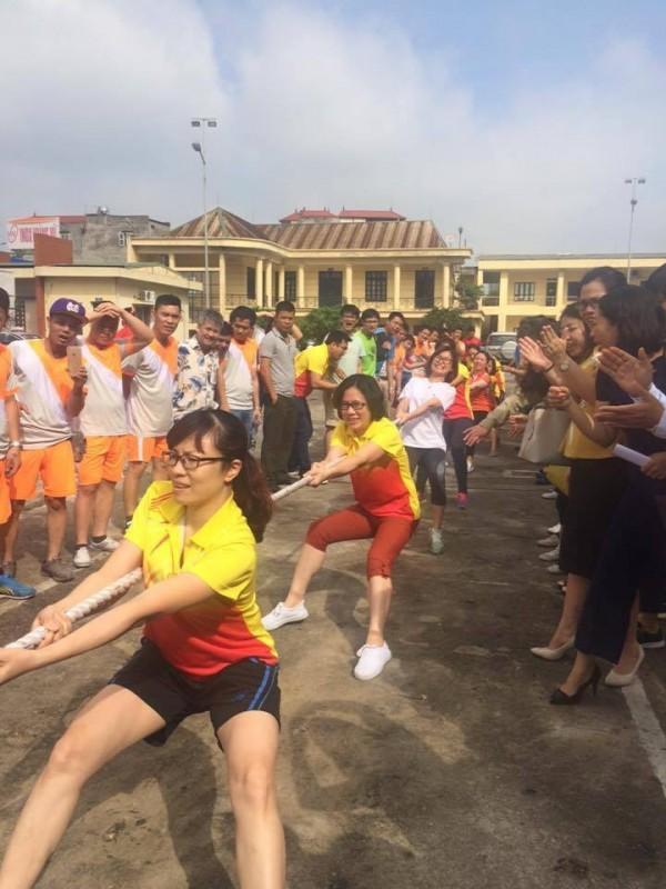 Hội khỏe CNVCLĐ huyện Gia Lâm năm 2017