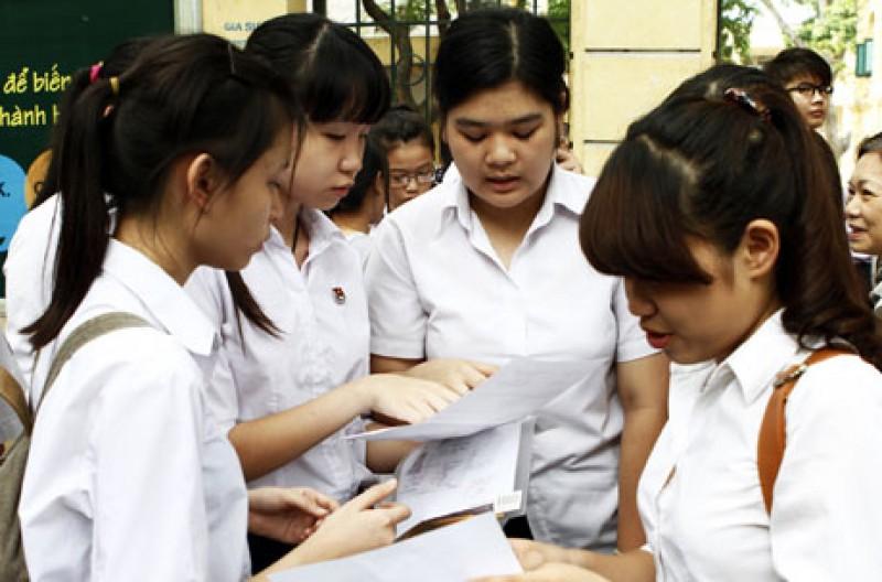 Giảm áp lực thi cử, tăng cơ hội học tập cho học sinh