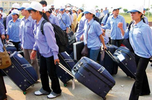 4 tháng, trên 41 ngàn lao động đi làm việc ở nước ngoài