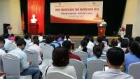 """240 đơn vị máu được hiến tại """"Ngày hội hiến máu tình nguyện"""" năm 2019"""