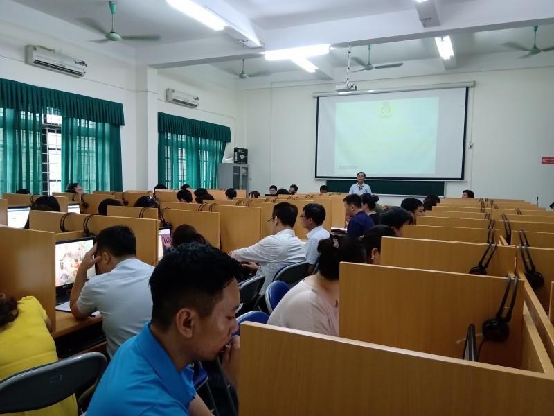 Tập huấn triển khai phần mềm quản lý đoàn viên và đổi thẻ đoàn viên công đoàn