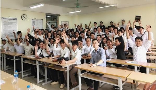 22 thực tập sinh được tái ký hợp đồng thực tập kỹ thuật tại Nhật Bản