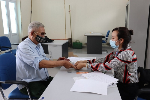Hà Nội: hơn 400.000 người được tiếp cận gói an sinh xã hội trong đợt 1